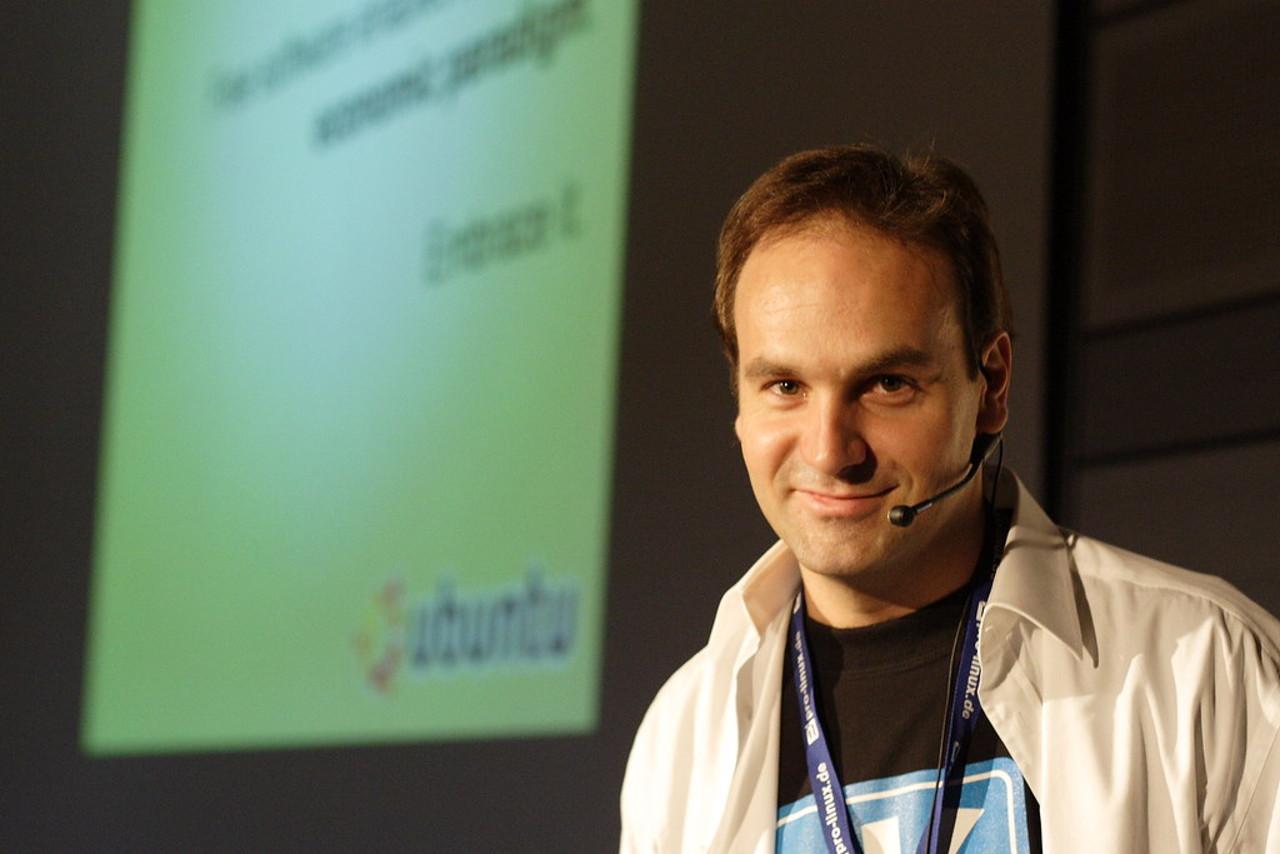 Mark Shutleworth, le premier touriste de l'espace et créateur d'Ubuntu