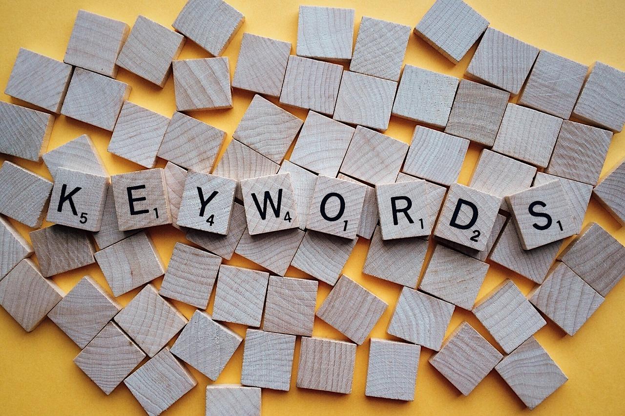 Comment bien choisir les mots clés ?